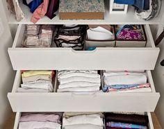 8 erros de organização que deixam a casa bagunçada (e como resolvê-los