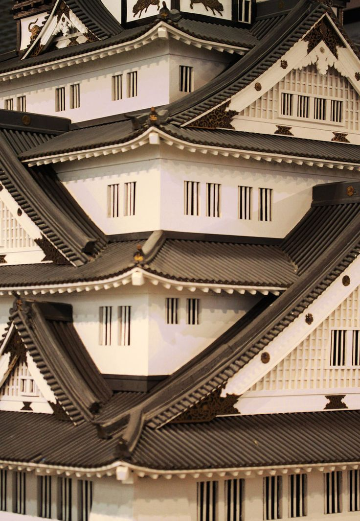 17 best images about asian influenced architecture on for Castle architecture design