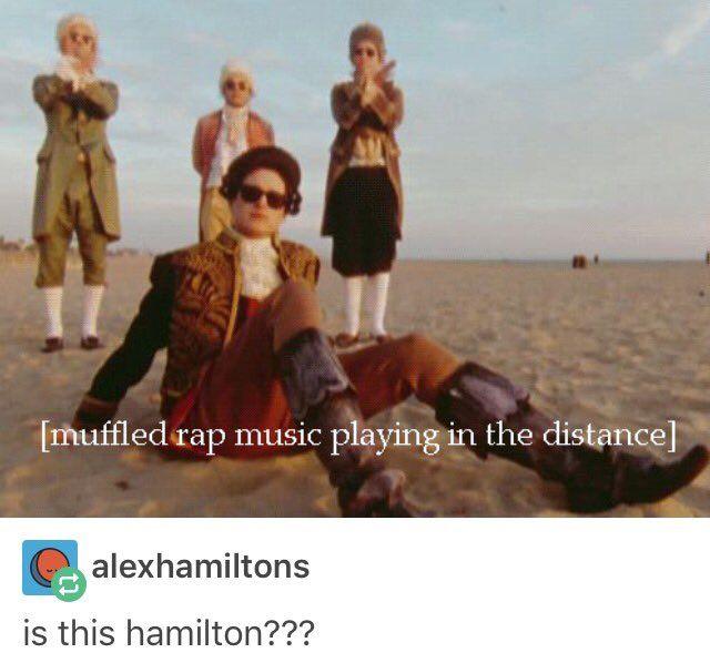 Pretty sure this is Hamilton