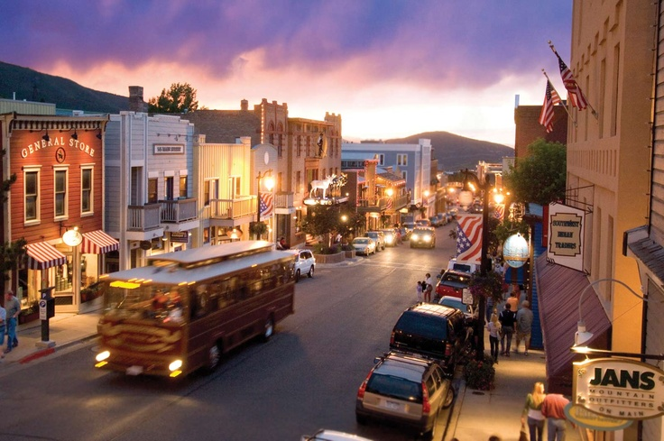 Park City Utah Official Website - Hotels, Restaurants, Lodging, Events, Summer Vacation, Outdoor Recreation Information