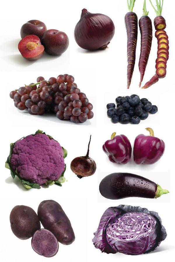 Design Morsels: Purple Food
