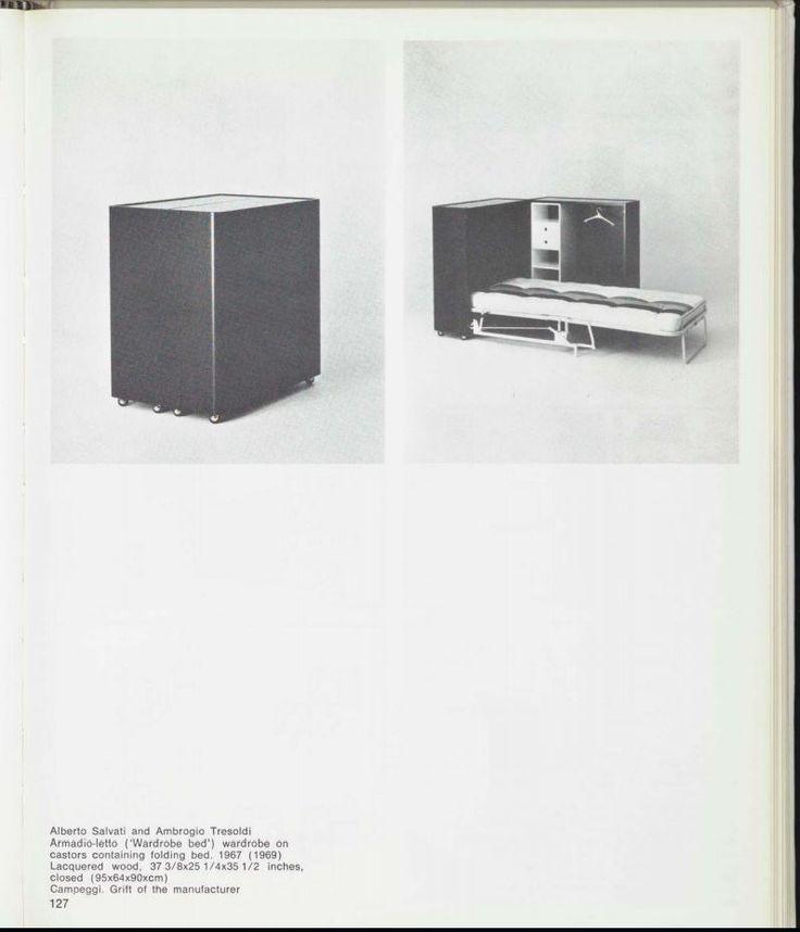 Alberto Salvati and Ambrogio Tresoldi Armadio-letto(Wardrobe bed)  https://www.moma.org/d/c/exhibition_catalogues/W1siZiIsIjMwMDA2MjQyOSJdLFsicCIsImVuY292ZXIiLCJ3d3cubW9tYS5vcmcvY2FsZW5kYXIvZXhoaWJpdGlvbnMvMTc4MyIsImh0dHBzOi8vd3d3Lm1vbWEub3JnL2NhbGVuZGFyL2V4aGliaXRpb25zLzE3ODM%2FbG9jYWxlPWVuIiwiaSJdXQ.pdf?sha=2f0f574c8bef366b