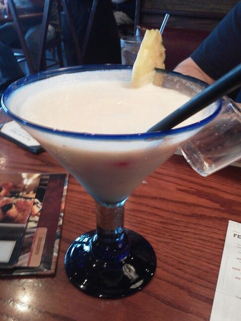 Red Lobster Pina Colada Foods I Like Pinterest