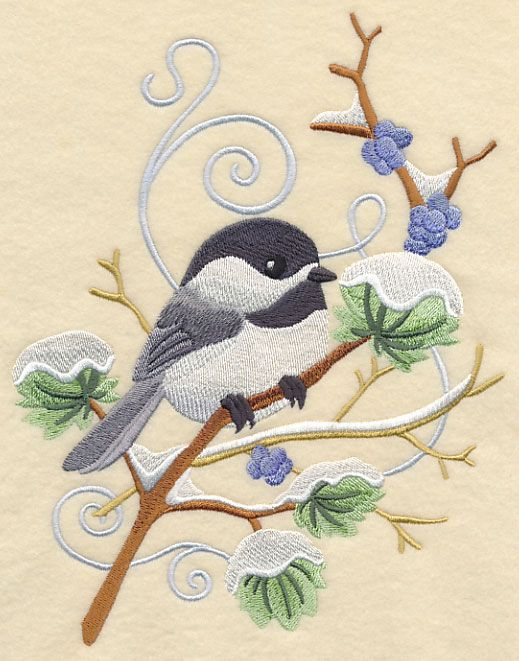 Best embroidery birds images on pinterest