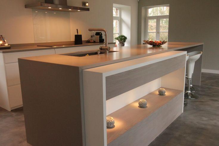 Offene Küche Weiß Holz Moderne Designs Scavolini | Küche | Pinterest |  Interiors And Kitchens