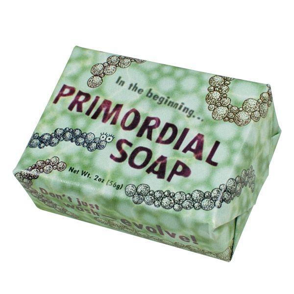 Primordial Soap