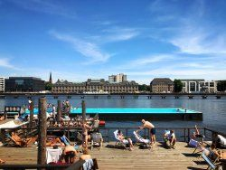 Badeschiff, Berlin: See 162 reviews, articles, and 73 photos of Badeschiff, ranked No.19 on TripAdvisor among 609 attractions in Berlin.