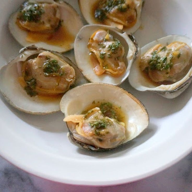 100+ Clam recipes on Pinterest | Clams, Mussels white wine ...