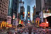 As crazy as it sounds....I would love to visit New York one day :)