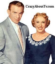 George Burns and Gracie Allen stage, radio and screen  http://www.crazyabouttv.com/Images/burnsandallen.jpg