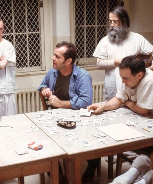 Has any one read the book one flew over the cuckoo's nest?