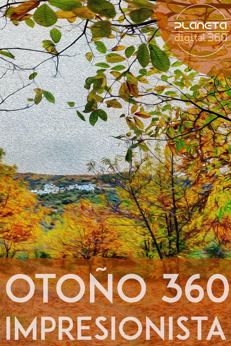 Inauguramos nuestro Blog360 con una entrada que os sorprenderá: Impresionismo en 360º en los parajes otoñales del Valle del Genal con vistas a Júzcar.  Ver la entrada en: http://www.planetadigital360.com/juzcar_pueblo_pitufo/  #impresionita #360 #panorama #tour #otoño #impressionism #juzcar #arte #digital