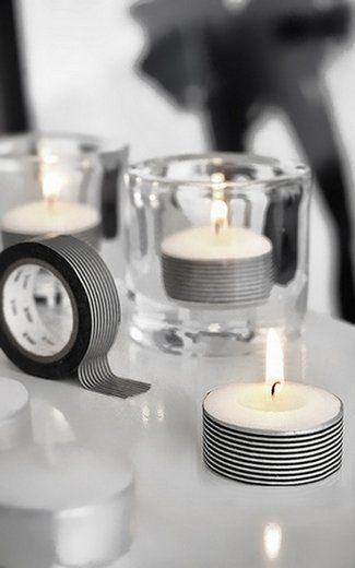 15 DIY Washi Tape Wedding IdeasConfetti Daydreams – Wedding Blog