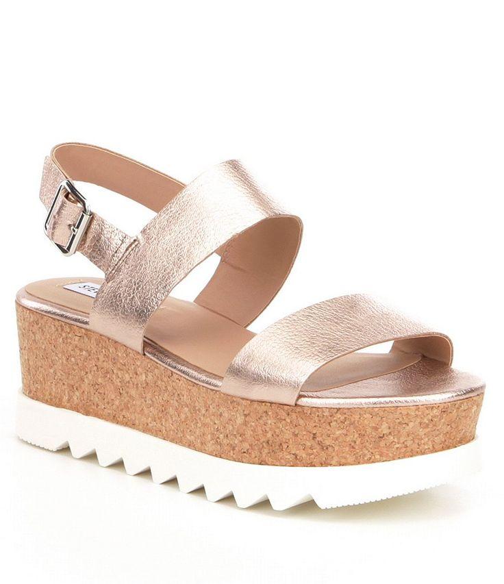 Steve Madden Krista Platform Sandals