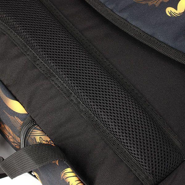 Men Women, Outdoor Travel Skull Pattern, Polyester Multifunctional Bag, Shoulders Bag Backpack