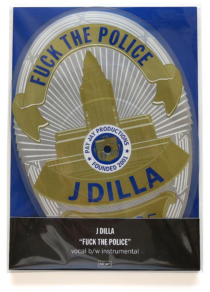 J Dilla – Fuck The Police