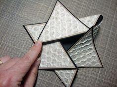 Triangle Star Card Tutorial