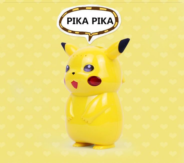 4800mAh Cute Picachu Power Bank for iPhone Android Smartphone Power Pokemon Powebrank Brand Portable External Battery Charger