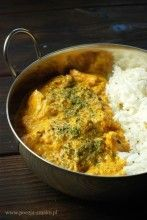 Butter Chicken - indyjskie curry krok po kroku | Poezja Smaku