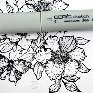 Copic Coloring Tutorial