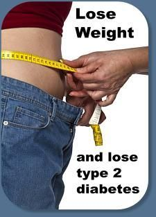 Weight loss surgery can put diabetes