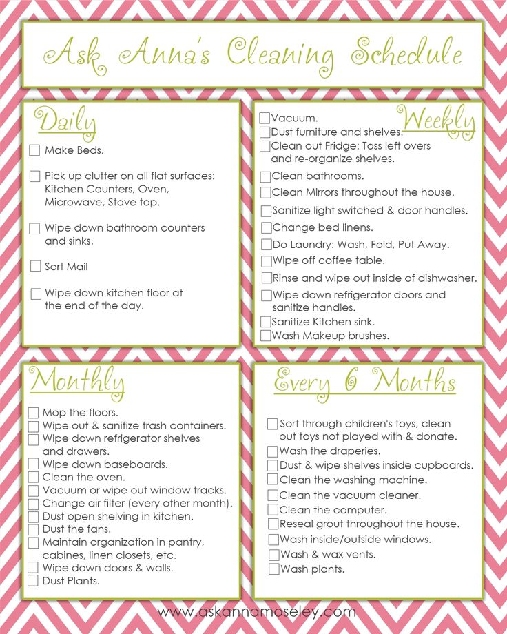 Free printable cleaning checklists.Organic, Stay Motivated, Cleaning Lists, Cleaning Ideas, Cleaning Schedules, Printables Cleaning, Spring Cleaning, Stay Motivation, Free Printables