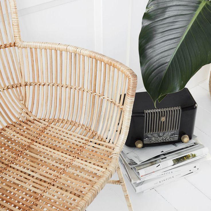 Coon Spisebordsstol nature House Doctor i høj kvalitet med unikt design. Hurtig leveringstid. 14 dages fuld returret. På lager. Fri fragt ved køb over 499,-