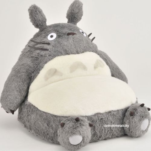 New My Neighbor Totoro Big Single Sofa Chair Studio Ghibli Japan | eBay