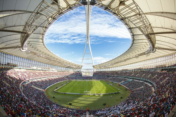 Moses Mabhida Stadium 17 May 2014  Nedbank Cup Final 2014 Image by Kevin Sawyer