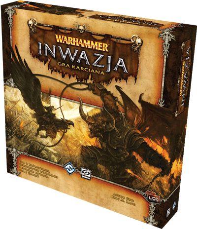 Warhammer Inwazja, Karcianka