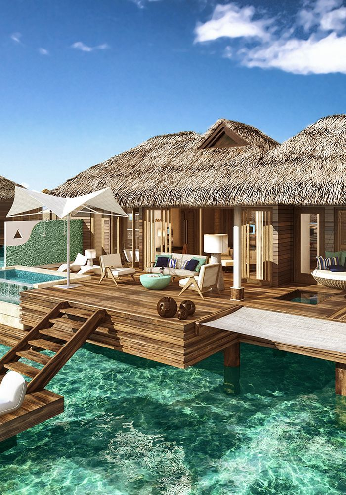 1000 ideas about jamaica all inclusive on pinterest all for Bungalows sobre el mar en mexico