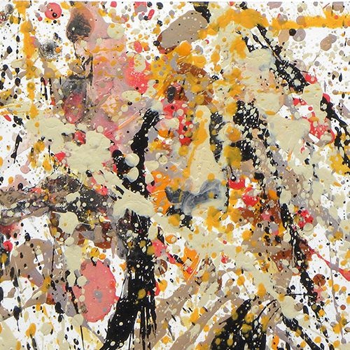 """the history of art and the works of drip painter pollock Legendary abstract expressionist painter jackson pollock (1912–56) is most famous for the frenetic, highly textured works created through his trademark """"drip"""" technique in which he poured paint from its can directly onto the canvas."""