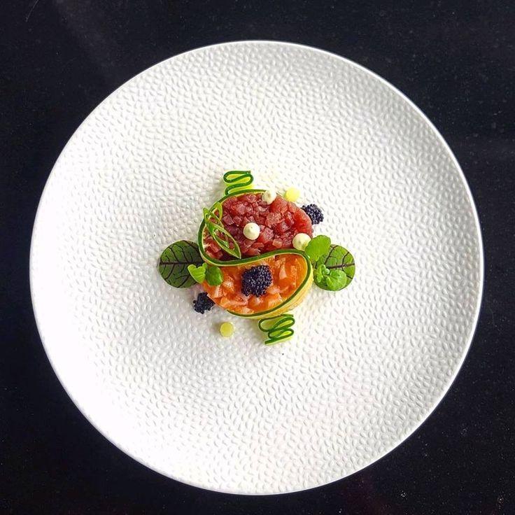 Food plating