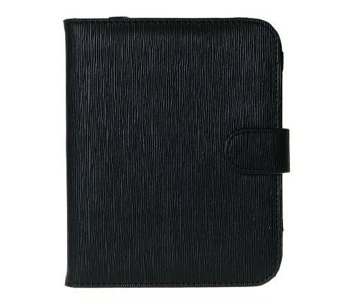 Bundle Monster Barnes & Noble Nook Touch Bamboo Textured Synthetic Leather Case Cover - Black by Bundle Monster. $11.99. Our sleek-designed synthetic covers is a great alternative to our genuine leather covers.  This cover is made to fit your Barnes & Noble Nook Simple Touch ereader only.  It does NOT fit the older black and white version Nook or the Nook Color.  The exterior surface presents a sturdy and stylish grained-like texture, resembles a bamboo-like pattern.  Your Noo...