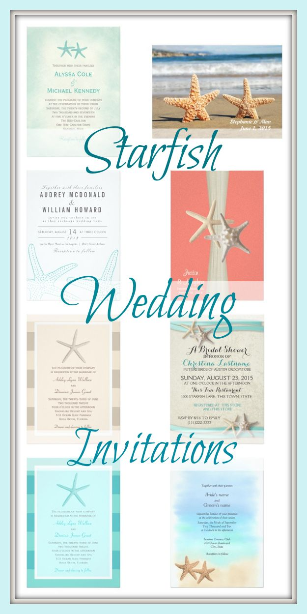 68 best Beach and Destination Wedding Invitations images on ...
