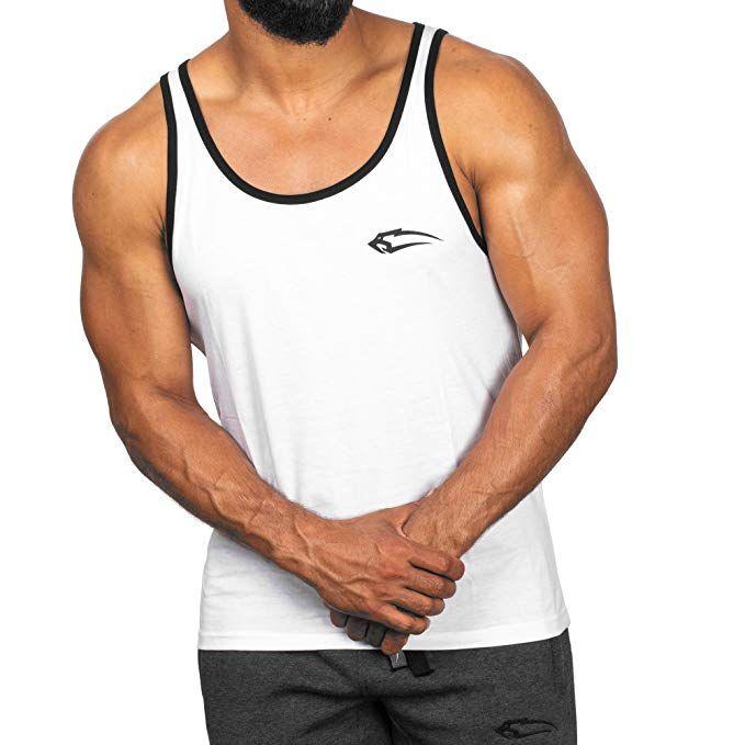 new product 9855d 964f6 SMILODOX Tank Top Herren | Muskelshirt ideal für Sport Gym ...
