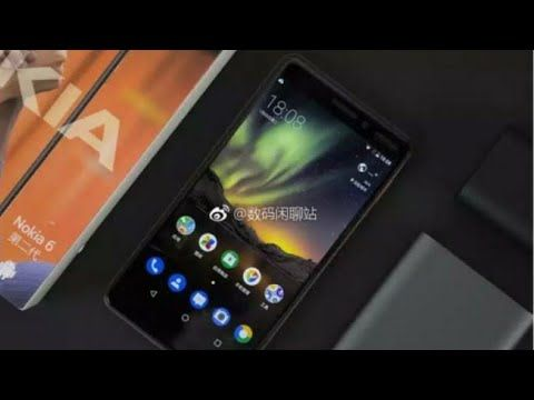 NOKIA 6 2018 First Look | Live leaked images - http://www.techinfo007.com/future/nokia-6-2018-first-look-live-leaked-images/