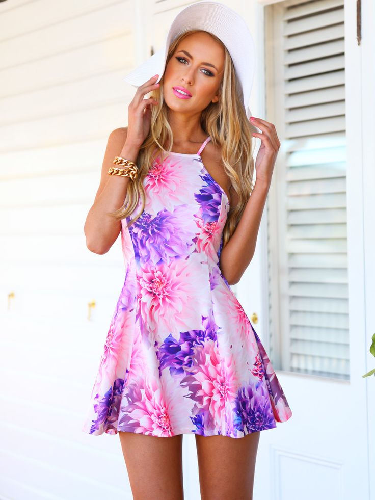 In Bloom Dress | New Arrivals | Women's Fashion and Clothing | Online Shopping - Mura Boutique