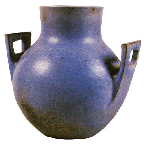 Füreya Koral, vase, ceramic,  31x18x20 cm  (Erdinç Bakla archive)