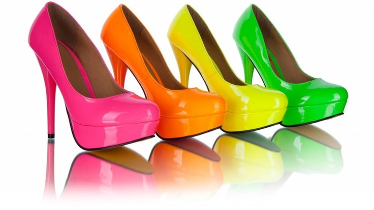 Limited Neon Pumps