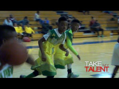 LeBron James Jr. Has GAME! 2014 Ronald Searles Holiday Classic Day 1 Highlights! - YouTube