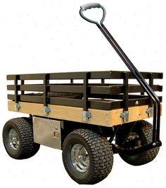 All-terrain Single Rare Wheels Wagon