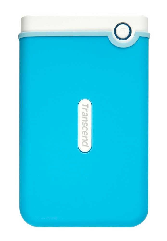Transcend StoreJet 25M3 1TB Azul | HDD Externo  - Compra siempre al mejor precio en todoparaelpc.es. Tenemos las mejores ofertas de internet