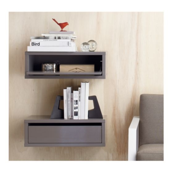 57 best furniture cpap nightstsnd images on pinterest for Bedside table storage ideas