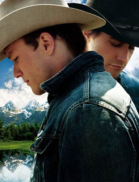 Brokeback Mountain (2005) by Ang Lee. A truly beautiful film.