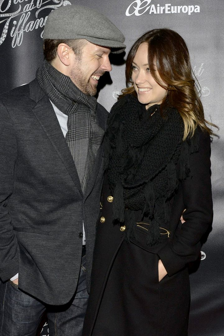 39 Sweet Moments Between Jason Sudeikis and Olivia Wilde That Will Steal Your Heart