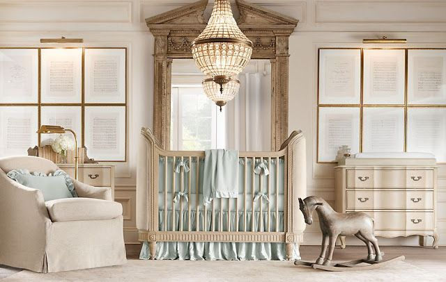 Ivy Clad: Children's Rooms in High Style