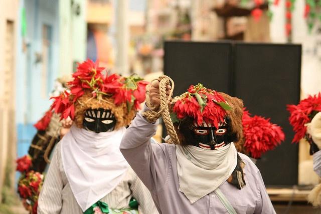 Negritos de Jiquilpan by Mandeis, via Flickr