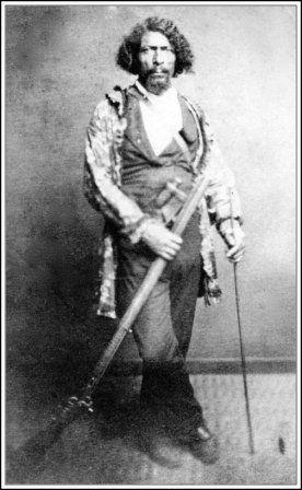Legendary Pioneer James Beckwourth