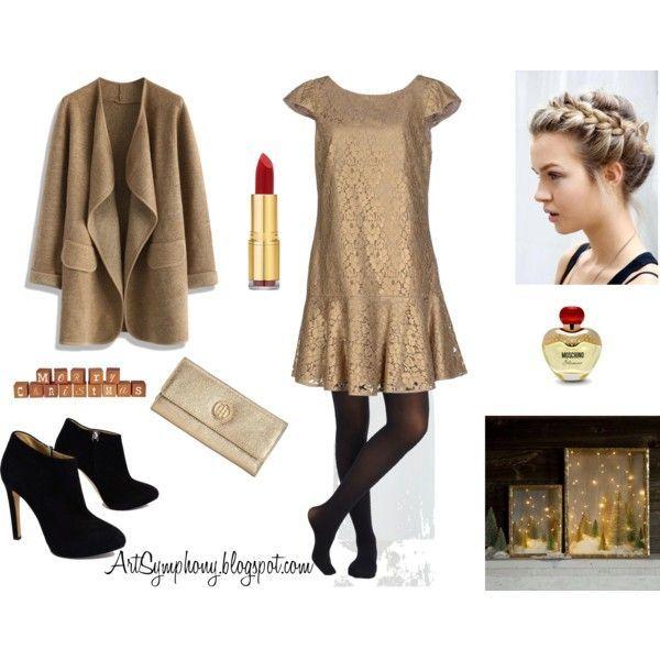 Art Symphony: Holiday Party Dresses